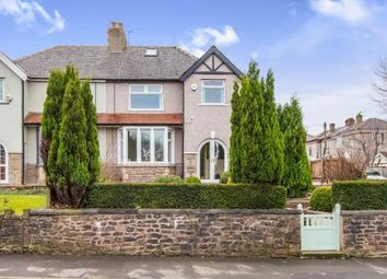 Thumbnail 3 bed semi-detached house for sale in Red Lees Road, Burnley, Lancashire