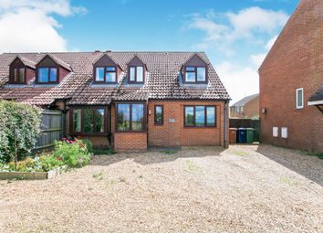 Thumbnail 4 bedroom semi-detached house for sale in March Road, Turves, Peterborough