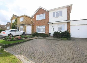 Thumbnail 4 bed detached house for sale in The Downings, Herne Bay