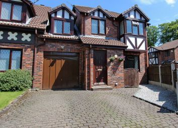 Thumbnail 4 bed semi-detached house for sale in Tudor Court, Prestwich, Manchester