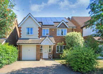 Thumbnail 4 bed detached house for sale in Bishops Field, Aston Clinton, Aylesbury