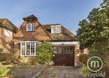 Thumbnail 3 bedroom detached house for sale in Hill Top, Hampstead Garden Suburb