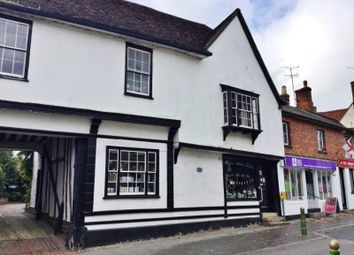 Thumbnail Retail premises for sale in 43 High Street, Buntingford