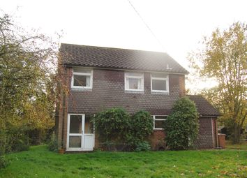 Thumbnail 3 bed detached house for sale in Ongar Road, Cooksmill Green, Essex