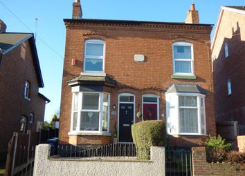 Thumbnail 3 bed semi-detached house for sale in Northfield Road, Harborne, Birmingham