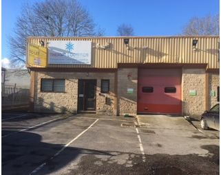 Thumbnail Warehouse to let in Avro Way, Melksham
