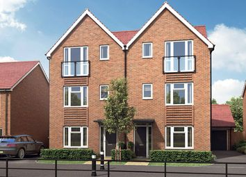 Thumbnail 4 bed semi-detached house for sale in Tayleur Leas Development, Newton-Le-Willows, Warrington