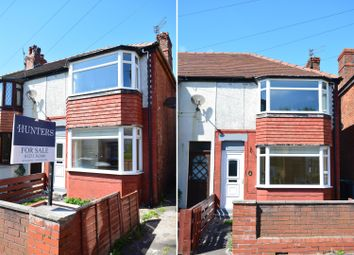 Thumbnail 2 bedroom end terrace house for sale in Highbank Avenue, Blackpool