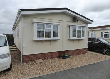 Thumbnail 2 bed mobile/park home for sale in Wixfield Park, Great Bricett, Ipswich, Suffolk