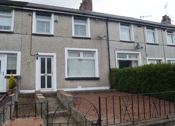 Thumbnail 3 bed terraced house to rent in Pendarren Street, Penpedairheol, Hengoed