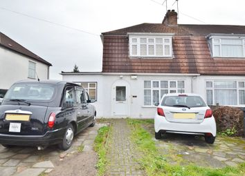Thumbnail 3 bedroom semi-detached house for sale in Broadlands Avenue, Enfield