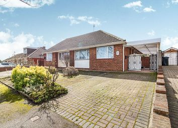 Thumbnail 2 bed bungalow for sale in Anerley Close, Maidstone
