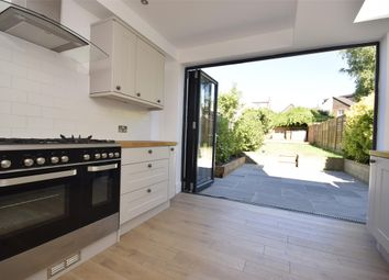 Thumbnail 3 bed semi-detached house to rent in Redstone Road, Redhill, Surrey