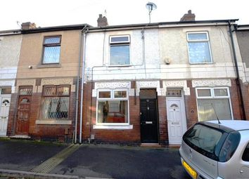 Thumbnail 2 bed terraced house for sale in Clifton Street, May Bank, Newcastle-Under-Lyme