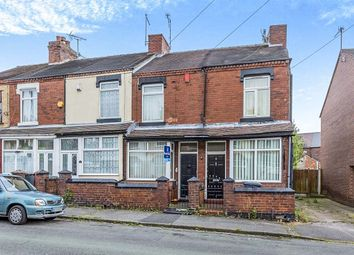 Thumbnail 2 bed terraced house for sale in Simpson Street, Newcastle-Under-Lyme