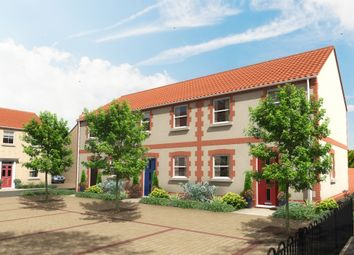 Thumbnail 3 bed terraced house for sale in Leveret Gardens, Stowfields, Downham Market