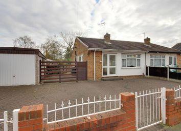 Thumbnail 2 bed semi-detached bungalow for sale in Rydal Avenue, Long Eaton, Nottingham