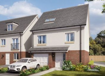 Thumbnail 4 bed detached house for sale in Newliston Road, Kirkliston