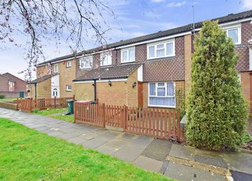Thumbnail 3 bed terraced house for sale in Grier Close, Ifield, Crawley, West Sussex