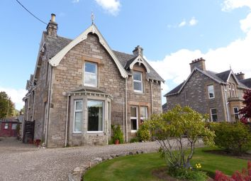Thumbnail 3 bedroom flat for sale in Church Road, Pitlochry