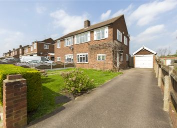 Thumbnail 3 bed semi-detached house for sale in Wych Elm Road, Hornchurch