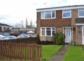 Thumbnail 4 bedroom end terrace house for sale in Boldrewood, Swindon