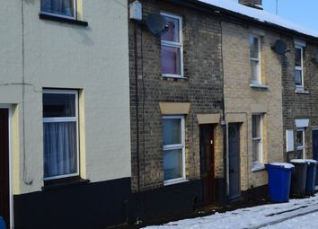 Thumbnail 2 bed town house to rent in Eden Road, Haverhill