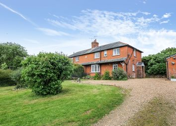 Thumbnail 3 bed semi-detached house to rent in Hillview, Deanland, Sixpenny Handley, Salisbury