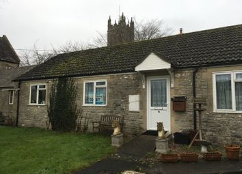 Thumbnail 2 bed bungalow to rent in Church Close, Evercreech, Shepton Mallet
