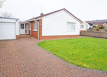 Thumbnail 3 bedroom bungalow for sale in Conway Close, Dinas Powys