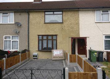 Thumbnail 2 bed terraced house for sale in Adomar Road, Dagenham