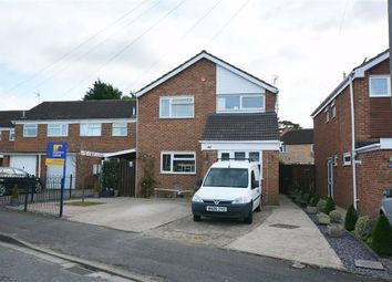 Thumbnail 4 bed detached house for sale in The Holly Grove, Quedgeley, Gloucester