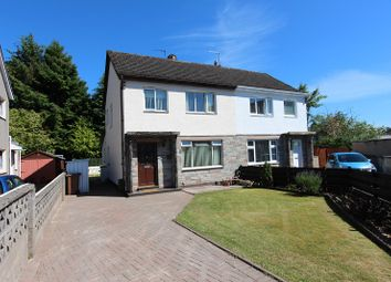 Thumbnail 3 bed semi-detached house for sale in 12 Delnies Road, Drummond, Inverness