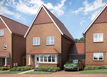 "Thumbnail 3 bed property for sale in ""The Sherwood"" at Wheeler Avenue, Wokingham"