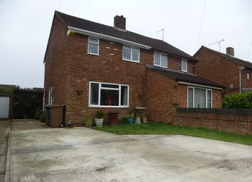 Thumbnail 2 bedroom semi-detached house for sale in Holtsmere Close, Luton