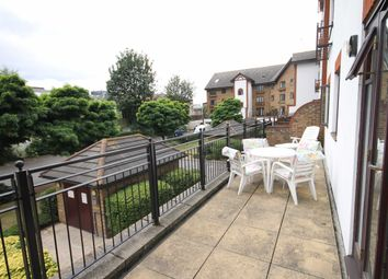 Thumbnail 2 bed flat to rent in Sopwith Way, Kingston Upon Thames