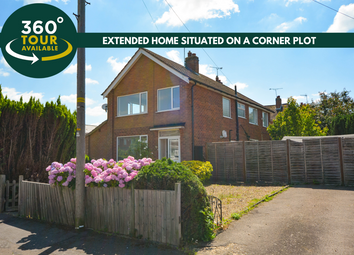 Thumbnail 3 bed semi-detached house for sale in Horndean Avenue, Wigston Fields, Leicester
