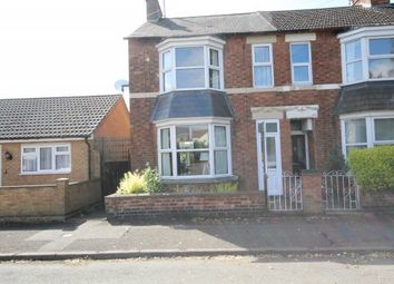 Thumbnail 3 bed terraced house to rent in Roundhill Road, Kettering