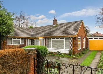 Thumbnail 2 bedroom detached bungalow for sale in Meadow Rise Road, Norwich