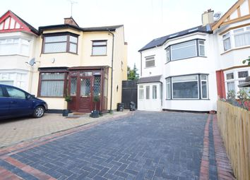 Thumbnail 6 bedroom end terrace house to rent in Gantshill Crescent, Ilford, Essex