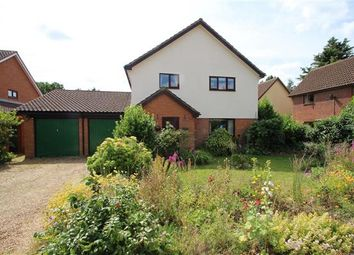 Thumbnail 4 bedroom detached house for sale in Broomfield Mews, Martlesham Heath, Ipswich