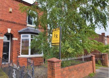 Thumbnail 3 bed terraced house for sale in Crow Lane East, Newton-Le-Willows