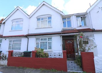 Thumbnail 4 bed terraced house to rent in Boreham Road, London
