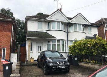 2 bed semi-detached house for sale in Haycroft Avenue, Ward End, Birmingham B8