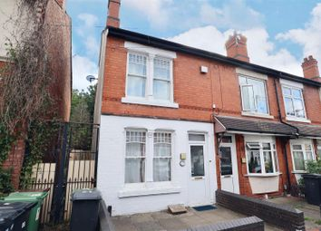 Thumbnail 4 bed end terrace house for sale in Bright Street, Wolverhampton