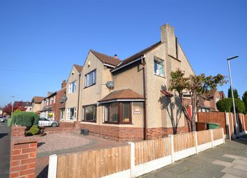 Thumbnail 3 bed semi-detached house for sale in Manor Grove, Leigh