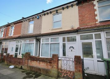 Thumbnail 3 bed terraced house for sale in Wymering Road, Portsmouth