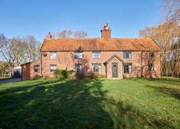 Thumbnail 6 bed farmhouse for sale in Metfield, Harleston