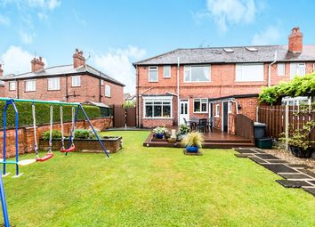 Thumbnail 3 bed terraced house for sale in Hampton Road, Town Moor, Doncaster