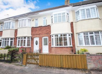 Thumbnail 2 bed terraced house to rent in Calvin Road, Winton, Bournemouth